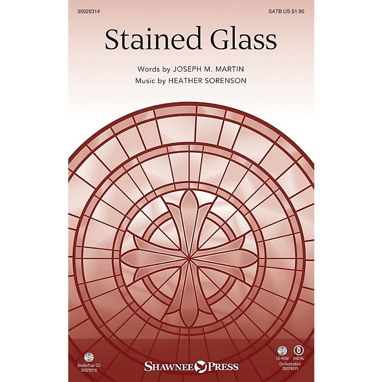 Shawnee PressStained Glass (StudioTrax CD) Studiotrax CD Composed by Joseph M. Martin