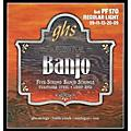 GHS Stainless Steel 5-String Banjo Strings - Light   thumbnail
