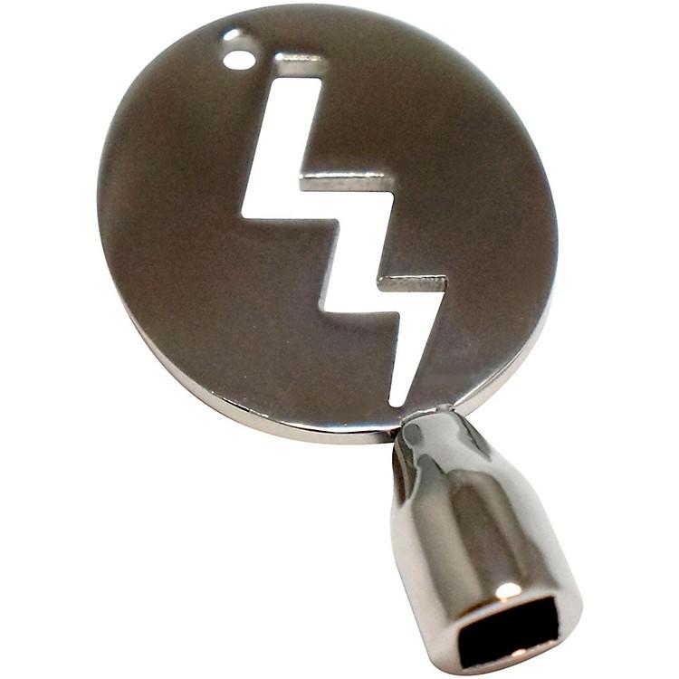 Dojo Drum KeysStainless Steel Drum KeyLightning Bolt