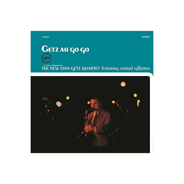 Alliance Stan Getz - Getz Au Go Go