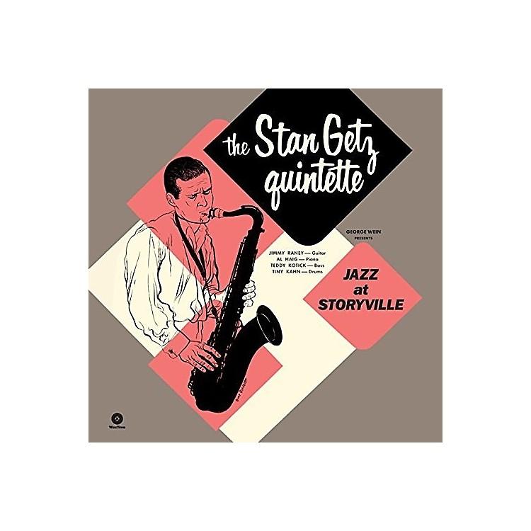 AllianceStan Getz - Jazz At Storyville + 5 Bonus Tracks