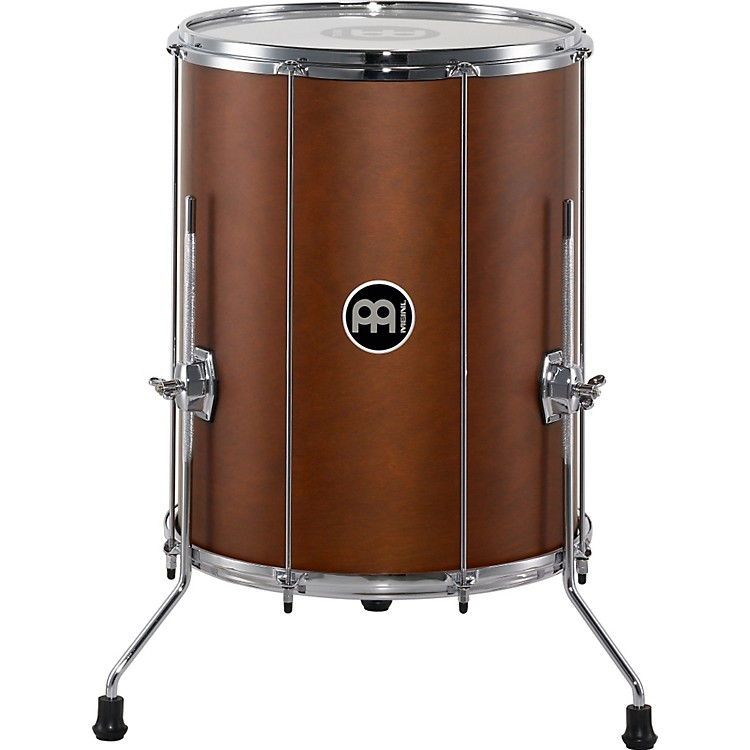 MeinlStand Alone Wood Surdo with Legs16 x 20 in.African Brown