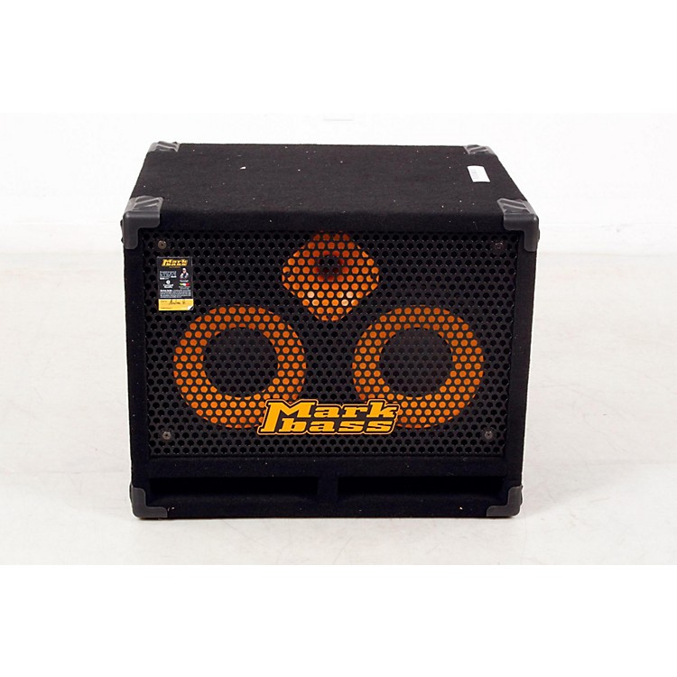 Markbass Standard 102HF Front-Ported Neo 2x10 Bass Speaker Cabinet 4 Ohm 888365849935