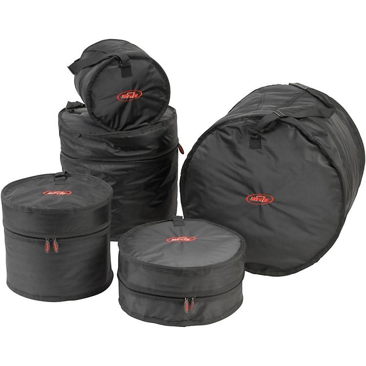 SKBStandard 5-Piece Drum Bag Setwith 20 in. Bass Drum