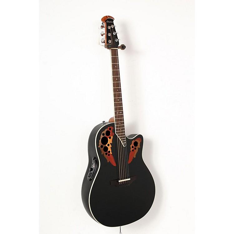 OvationStandard Elite 2778 AX Acoustic-Electric GuitarBlack888365850696