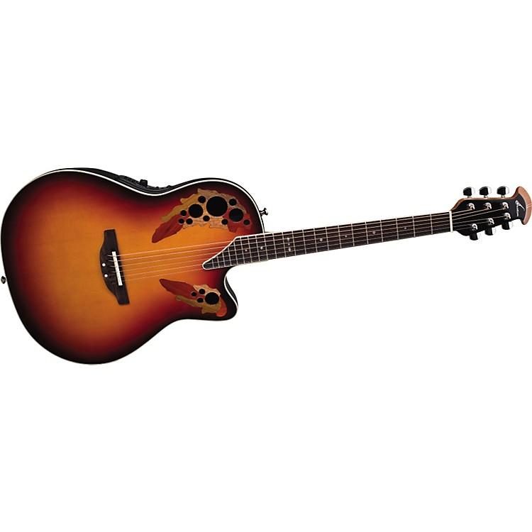 OvationStandard Elite 6868 AX Acoustic-Electric GuitarNew England Burst