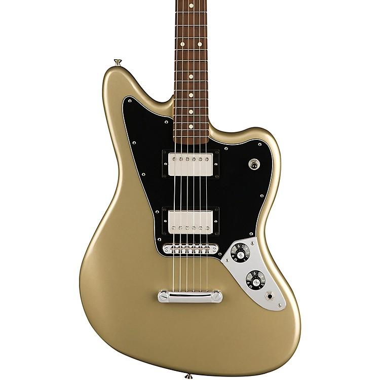 FenderStandard Jaguar HH Limited Edition Electric GuitarShoreline Gold