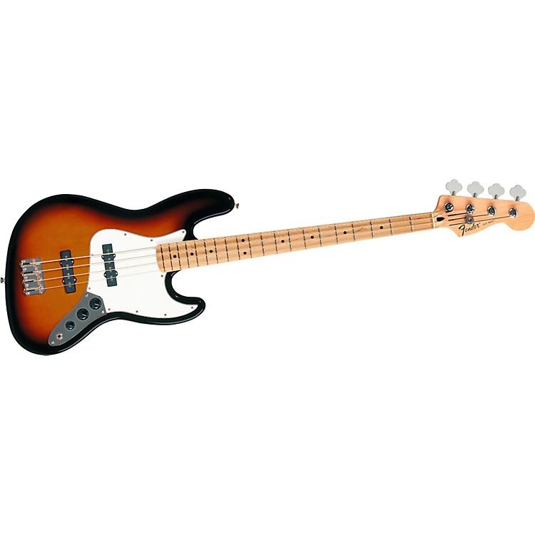 FenderStandard Jazz BassBrown SunburstMaple Fretboard