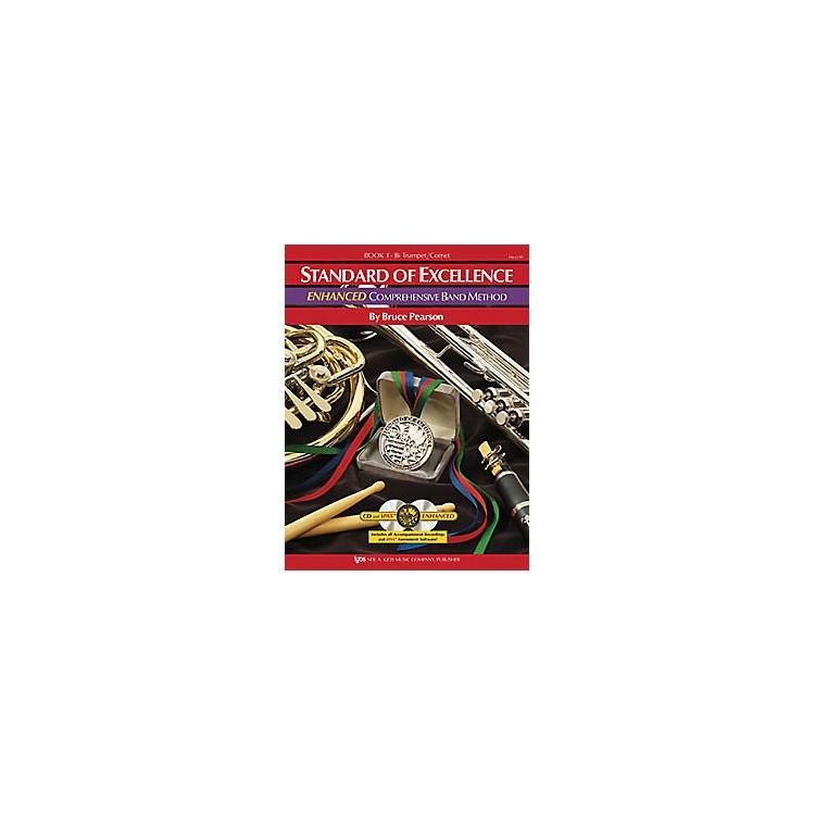 KJOSStandard Of Excellence Book 1 Enhanced Trumpet
