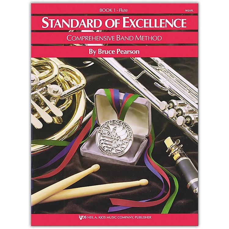 KJOSStandard Of Excellence Book 1 Flute