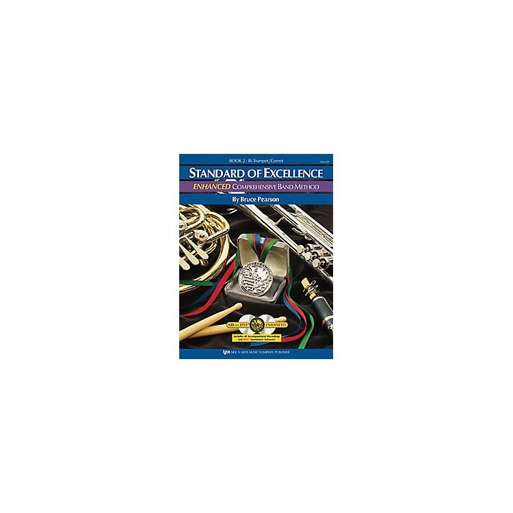 KJOSStandard Of Excellence Book 2 Enhanced Trumpet