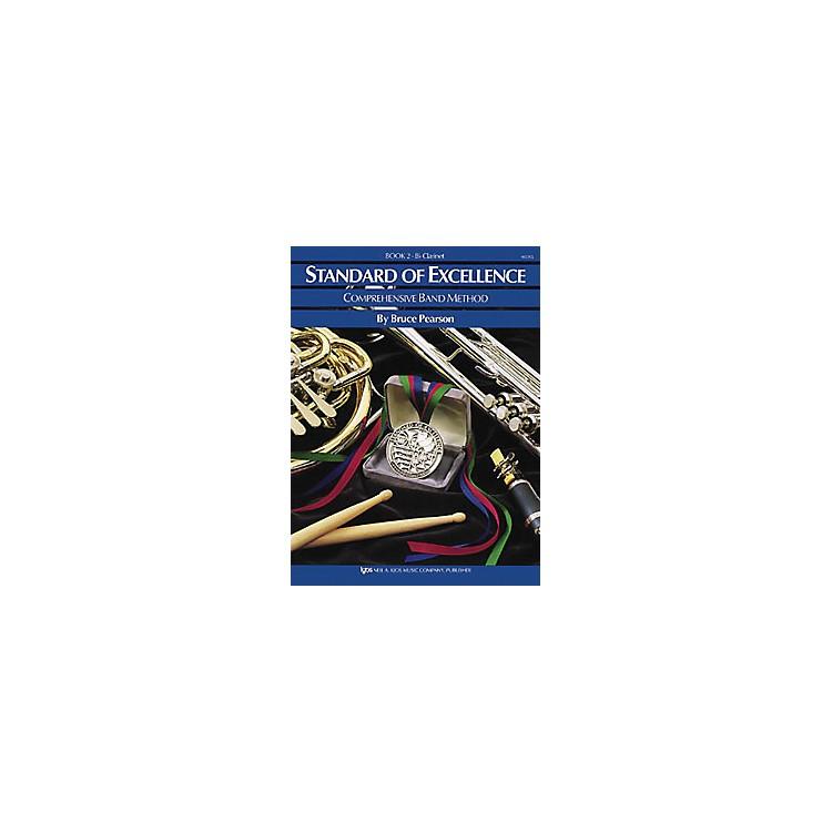 KJOSStandard Of Excellence Book 2 Trumpet