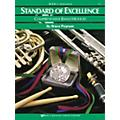 KJOS Standard Of Excellence Book 3 Tenor Sax