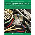 KJOS Standard Of Excellence Book 3 Timpani/Aux Perc