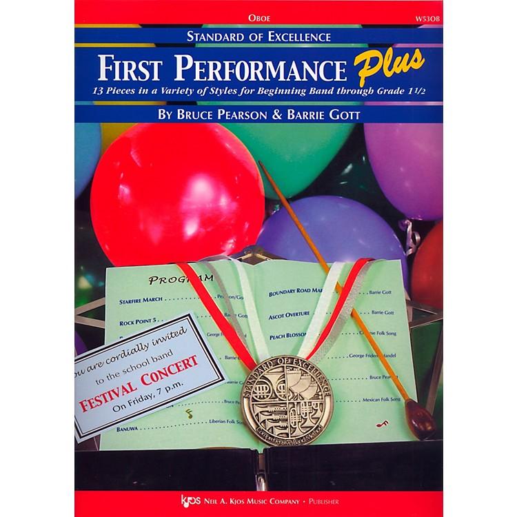 KJOSStandard Of Excellence First Performance Plus-OBOE