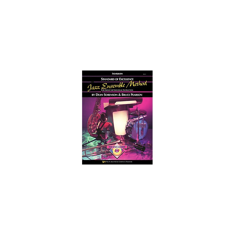 KJOSStandard Of Excellence for Jazz Ensemble 2nd Trombone