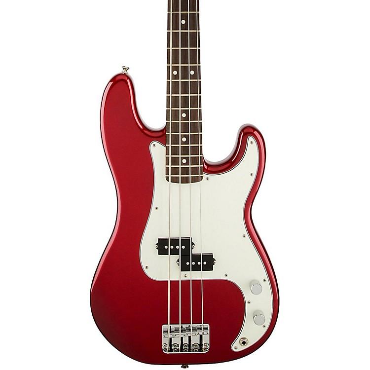 FenderStandard Precision Bass GuitarCandy Apple RedRosewood Fretboard