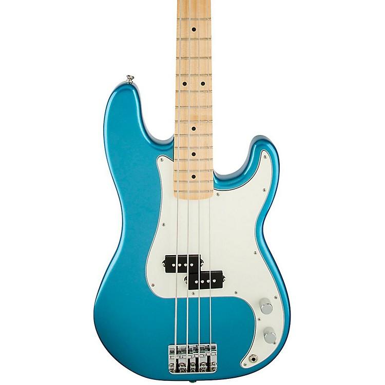 FenderStandard Precision Bass GuitarLake Placid BlueGloss Maple Fretboard
