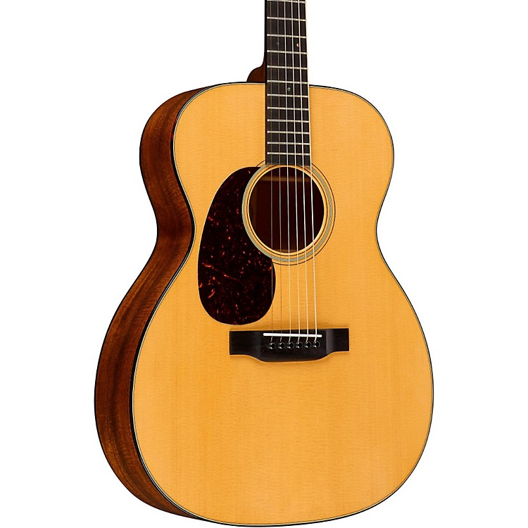 MartinStandard Series 000-18 Auditorium Left-Handed Acoustic Guitar