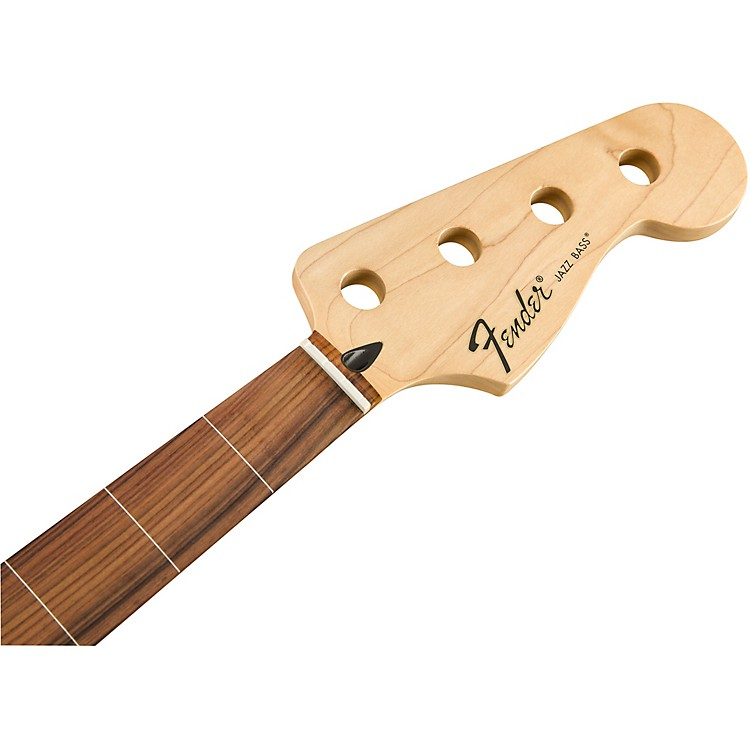 FenderStandard Series Fretlesss Jazz Bass Neck with Pau Ferro Fingerboard