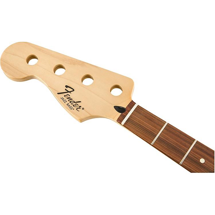 FenderStandard Series Left-Handed Jazz Bass Neck with Pau Ferro Fingerboard