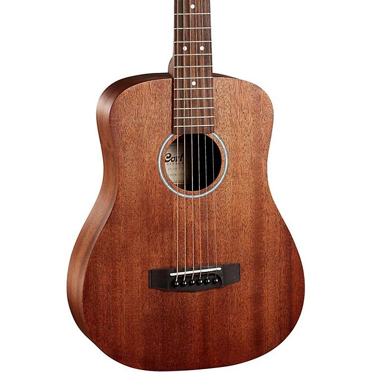 Dreadnought Guitar Size : cort standard series mahogany 3 4 size dreadnought acoustic guitar music123 ~ Hamham.info Haus und Dekorationen