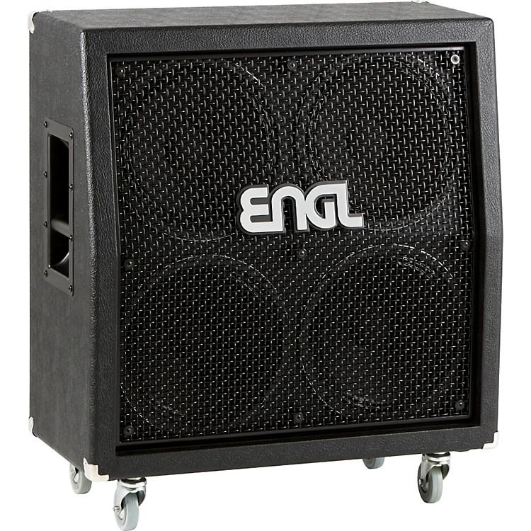 EnglStandard Slanted E412SS 4x12 Guitar Speaker Cabinet 240WBlack Grill