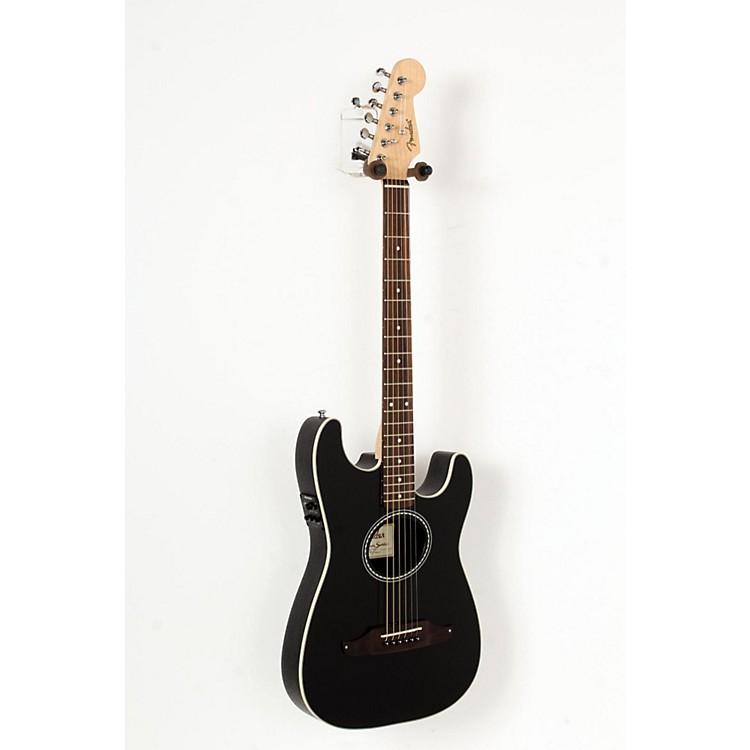 FenderStandard Stratacoustic Acoustic-Electric GuitarBlack888365739236