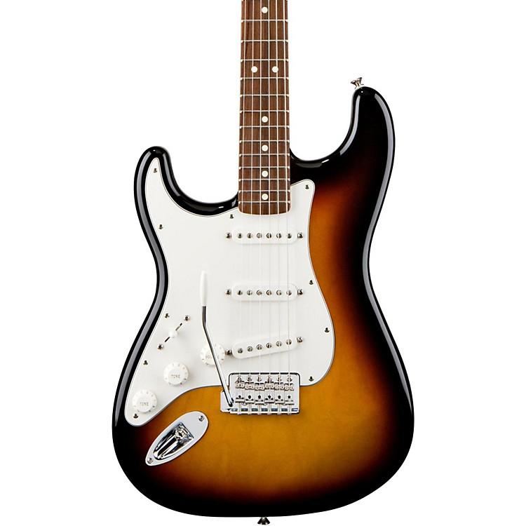 FenderStandard Stratocaster Left Handed  Electric GuitarBrown SunburstRosewood Fretboard
