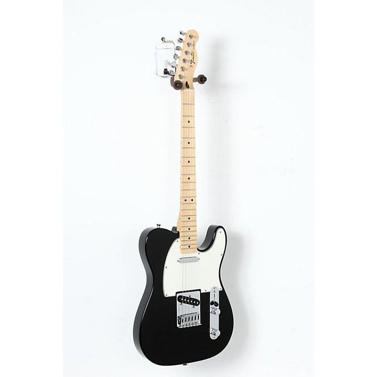 FenderStandard Telecaster Electric GuitarBlack, Gloss Maple Fretboard888365906041