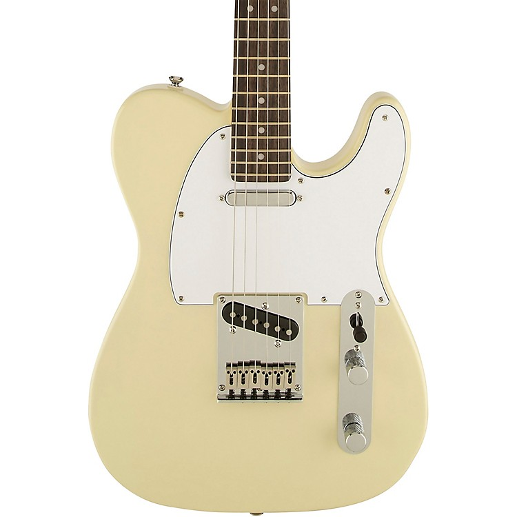 SquierStandard Telecaster Electric GuitarVintage Blonde