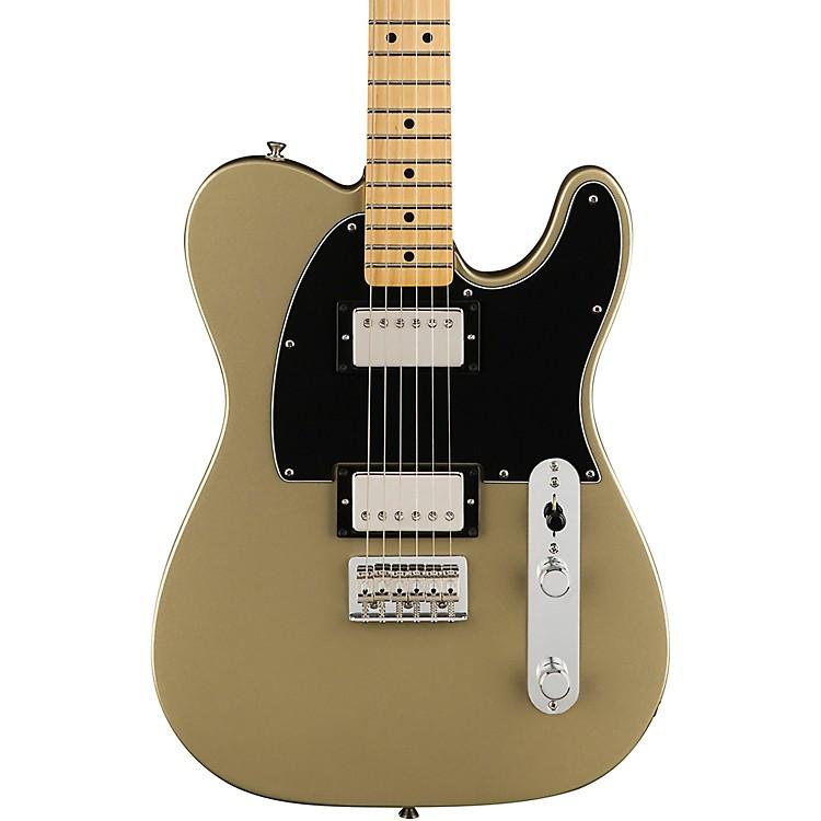 fender standard telecaster hh limited edition electric guitar shoreline gold music123. Black Bedroom Furniture Sets. Home Design Ideas
