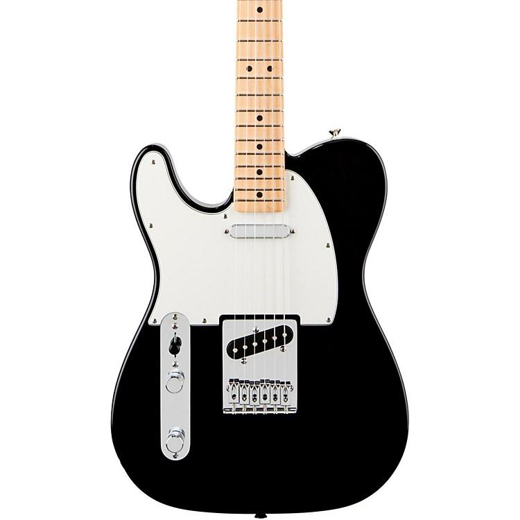 FenderStandard Telecaster Left Handed  Electric GuitarBlackGloss Maple Fretboard