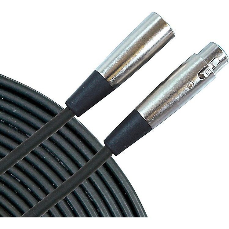 Musician's Gear Standard XLR Microphone Cable 20 ft. Black