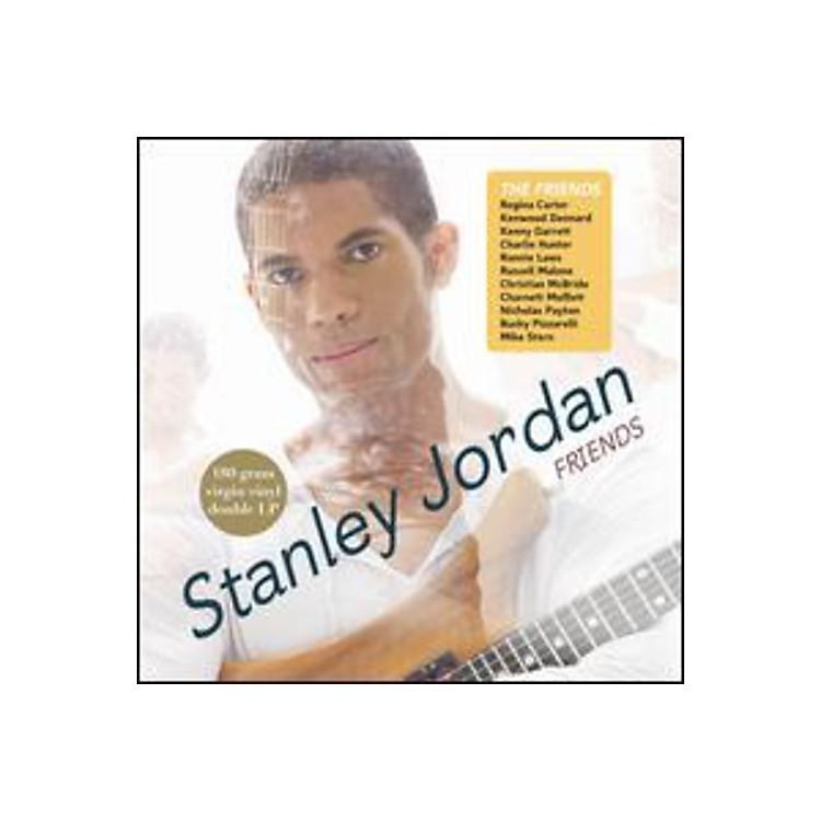 AllianceStanley Jordan - Friends
