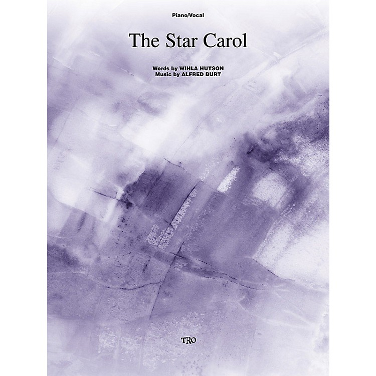 TRO ESSEX Music Group Star Carol Richmond Music ¯ Sheet Music Series