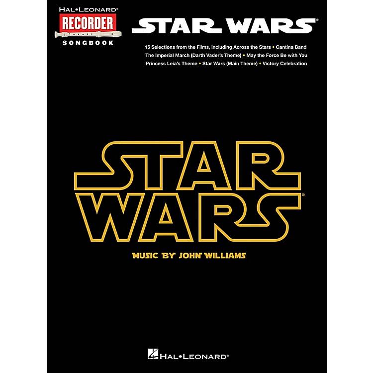 Hal LeonardStar Wars - Recorder Songbook