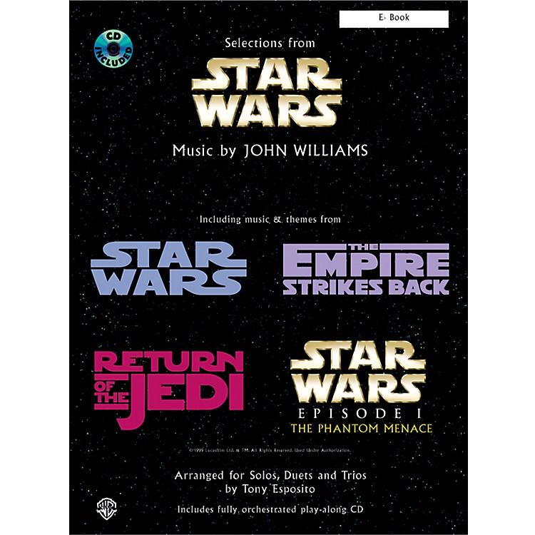 AlfredStar Wars -- Selections E-Flat Book