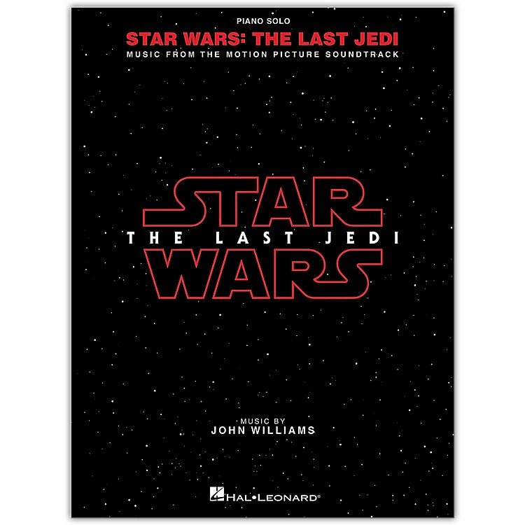 Hal LeonardStar Wars: The Last Jedi Music from the Motion Picture Soundtrack for Piano Solo