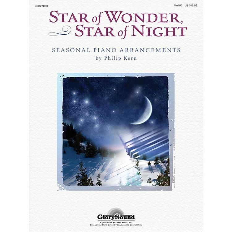 Shawnee PressStar of Wonder, Star of Night (Seasonal Piano Arrangements) arranged by Philip Kern