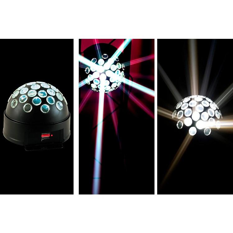 American DJStarball LED DMX Mirror Ball Effect
