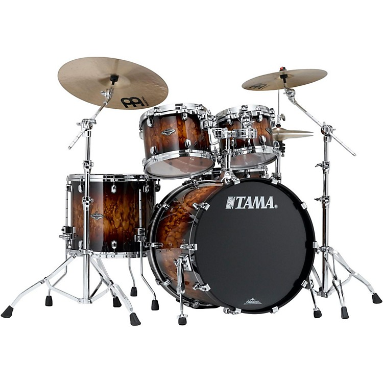 TamaStarclassic Performer B/B 4-Piece Shell Pack with 22