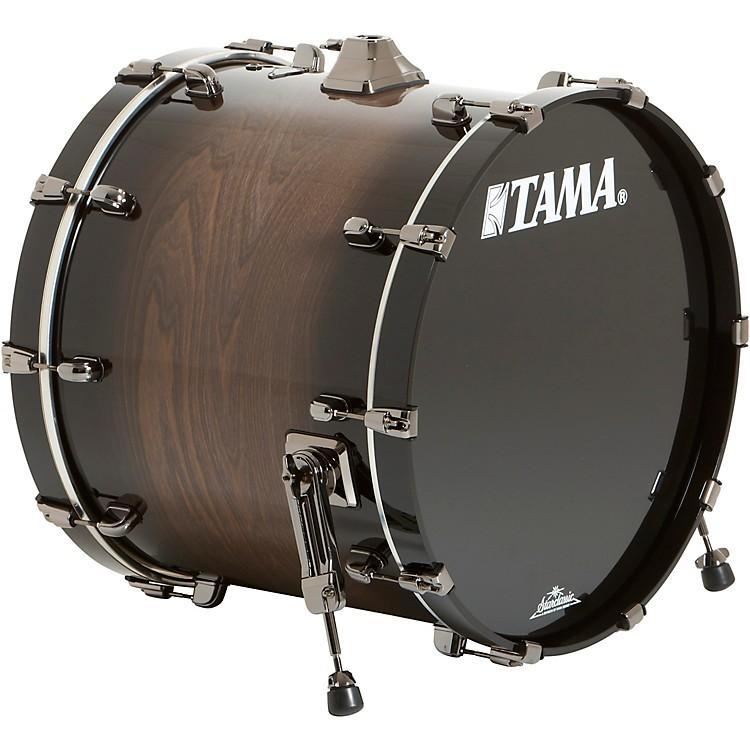 TAMAStarclassic Performer B/B Limited Edition Bass Drum22 x 18 in.Charcoal Elm Burst