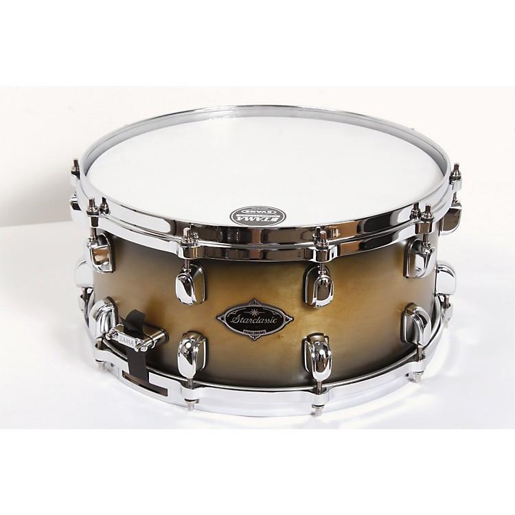TamaStarclassic Performer Birch and Bubinga Snare DrumIndigo Sparkle Burst6x13