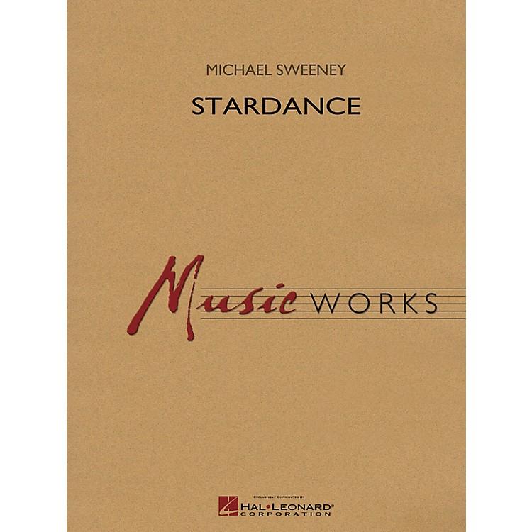 Hal LeonardStardance Concert Band Level 4 Composed by Michael Sweeney