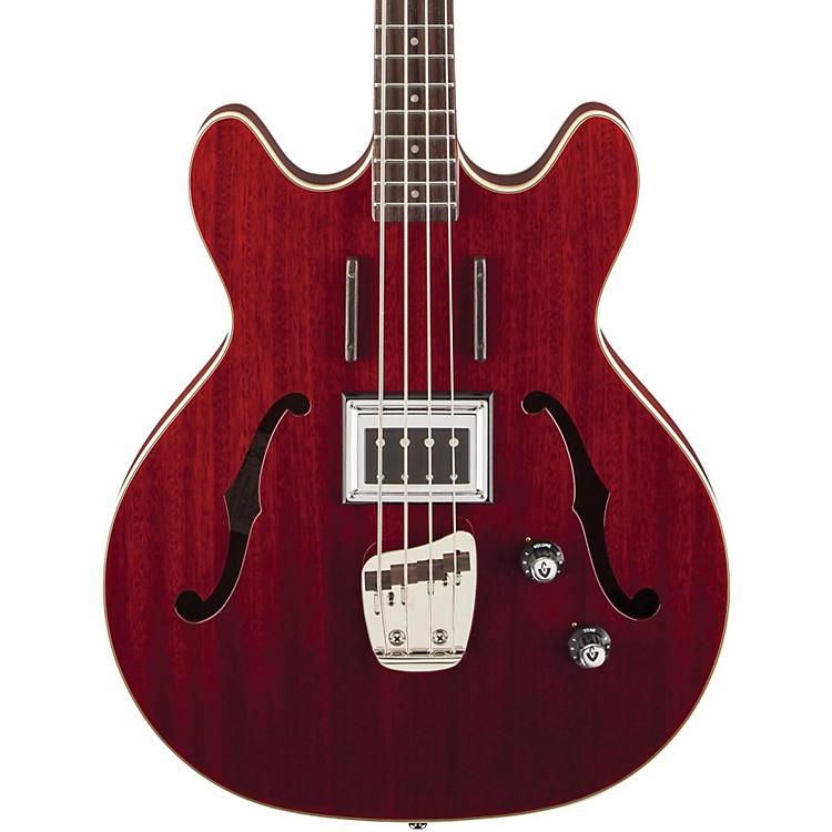 GuildStarfire Electric BassCherry Red