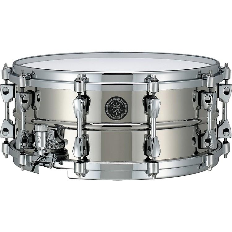 TAMAStarphonic Snare DrumNickel Plated Brass6x14
