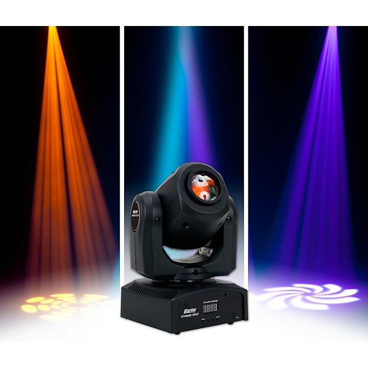 American DJStartec Stinger Spot 10W LED Mini Moving Head