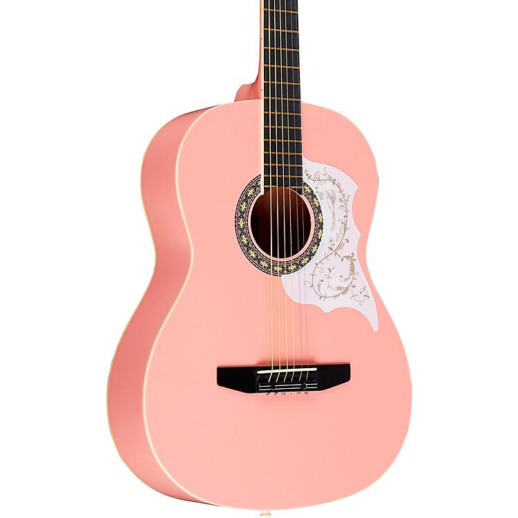 RogueStarter Acoustic GuitarPink