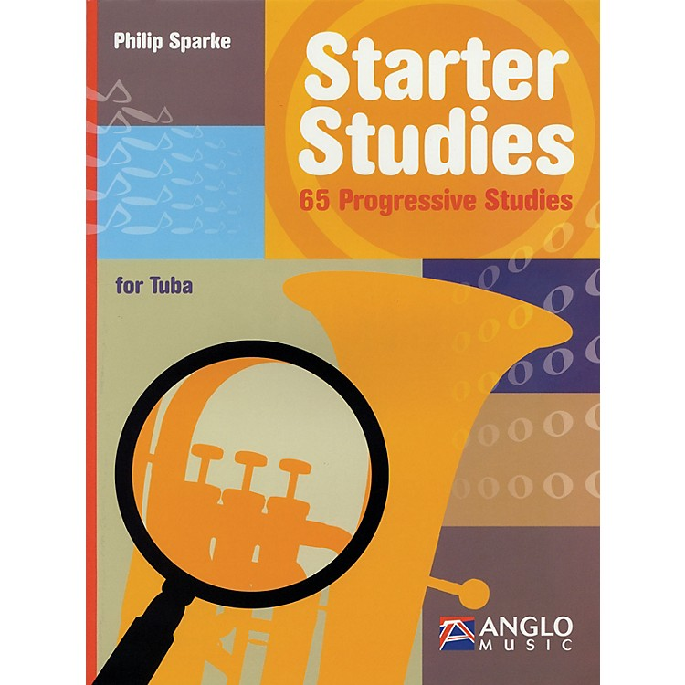 Anglo MusicStarter Studies (Tuba in C (B.C.)) De Haske Play-Along Book Series Written by Philip Sparke